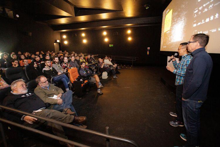 Espaço Itaú de Cinema Augusta Anexo 4/ 42ª Mostra Internacional de Cinema/São Paulo Int`l Film Festival - Apresentação do filme José com o diretor Li Cheng e o produtor George F. Roberson