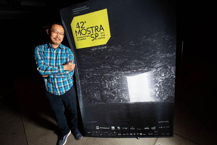 42ª Mostra Internacional de Cinema/São Paulo Int`l Film Festival - Li Cheng, diretor do filme José