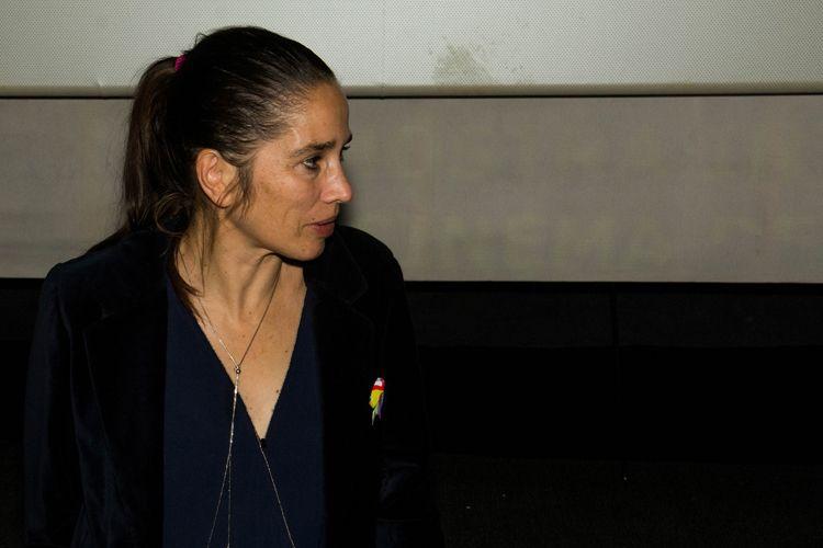 Espaço Itaú e Cinema Frei Caneca 4/ 42ª Mostra Internacional de Cinema/São Paulo Int`l Film Festival - Apresentação do filme Garotas em Fuga com a diretora Virginie Gourmel