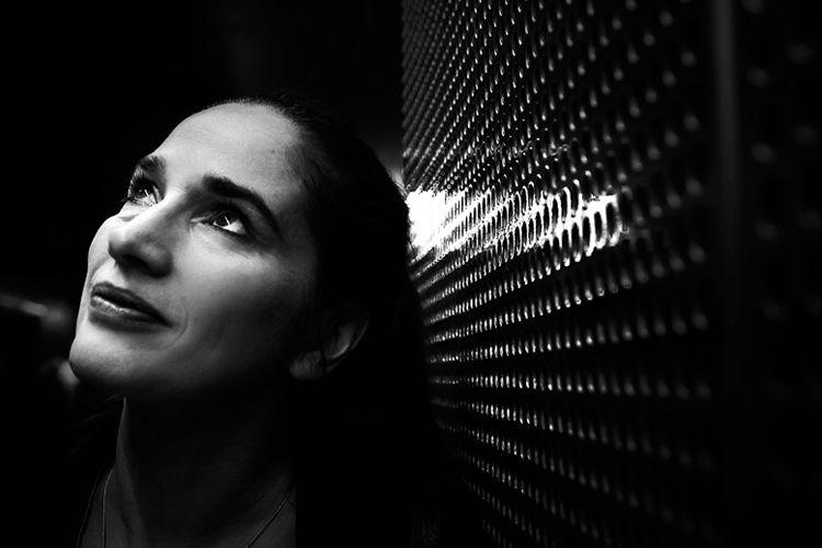 42ª Mostra Internacional de Cinema/São Paulo Int`l Film Festival -Virginie Gourmel, diretora do filme Garotas em Fuga