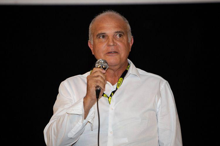 Cine Caixa Belas Artes/ 42ª Mostra Internacional de Cinema/São Paulo Int`l Film Festival - Apresentação do filme Vitória com o diretor Alberto Bellezia e o produtor Cid Cesar Augusto