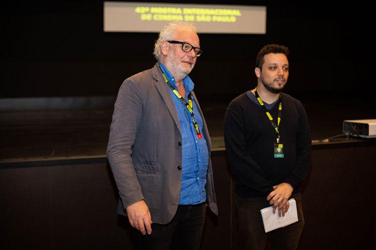 IMS Paulista/ 42ª Mostra Internacional de Cinema/São Paulo Int`l Film Festival - Apresentação do filme Lyubov, Amor em Russo com o diretor Staffan Julén