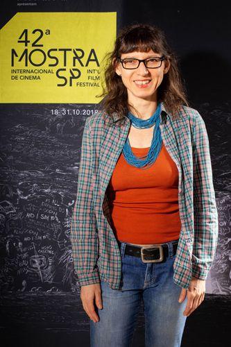 42ª Mostra Internacional de Cinema/São Paulo Int`l Film Festival - Eliane Coster, diretora do filme Meio Irmão