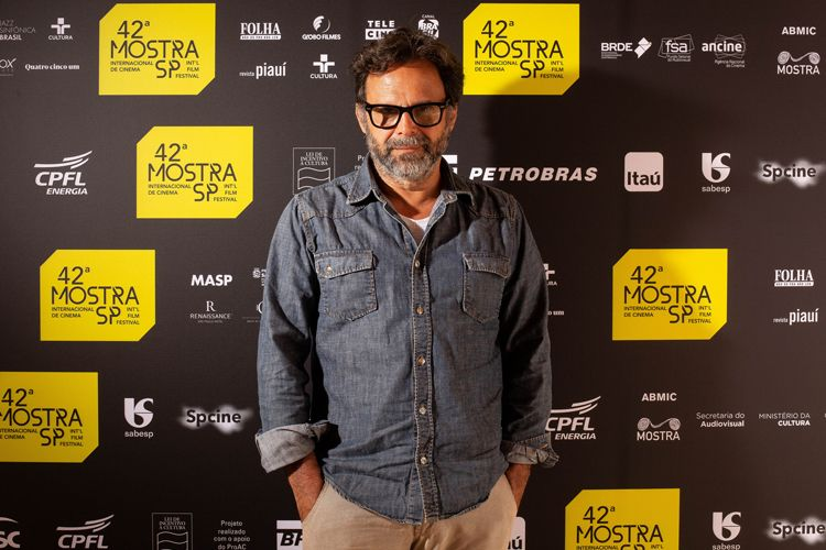 42ª Mostra Internacional de Cinema/São Paulo Int`l Film Festival - Tavinho Teixeira, diretor do filme Sol Alegria