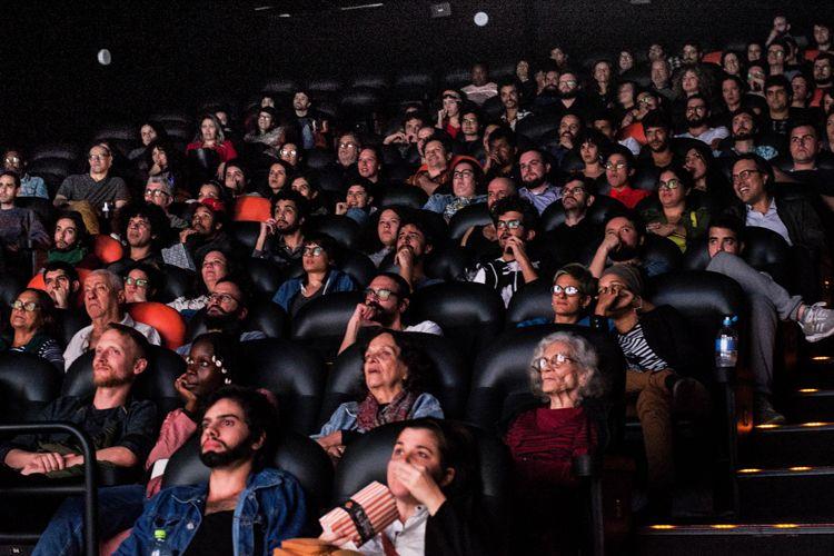 Espaço Itaú de Cinema Frei Caneca 2/ 42ª Mostra Internacional de Cinema/São Paulo Int`l Film Festival -Apresentação do filme Sol Alegria