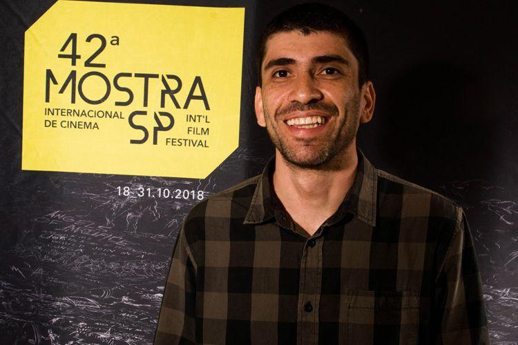 42ª Mostra Internacional de Cinema/São Paulo Int`l Film Festival - Felipe Martins,  diretor do filme Santo Amaro era Skatista