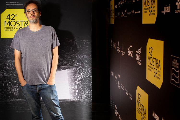 42ª Mostra Internacional de Cinema/São Paulo Int`l Film Festival -  Leonardo Domingues, diretor do filme Simonal