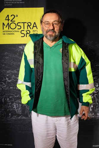 42ª Mostra Internacional de Cinema/São Paulo Int`l Film Festival - Alain Fresnot, diretor do filme Uma Noite Não é Nada