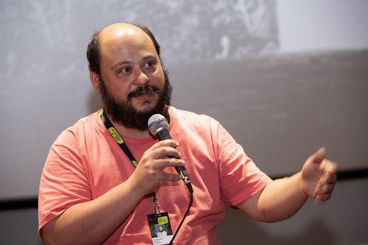 Reserva Cultural 1/ 42ª Mostra Internacional de Cinema/São Paulo Int`l Film Festival - Apresentação do filme O Samba é Meu Dom com o diretor Cristiano Abud