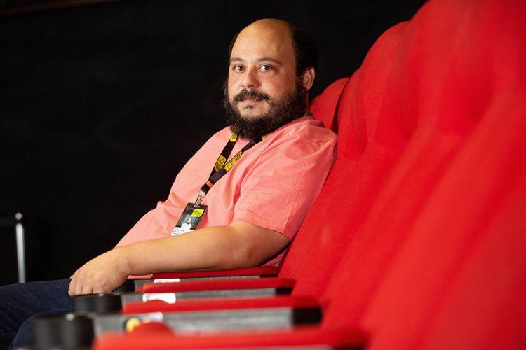 42ª Mostra Internacional de Cinema/São Paulo Int`l Film Festival - Cristiano Abud, diretor do filme O Samba é meu Dom