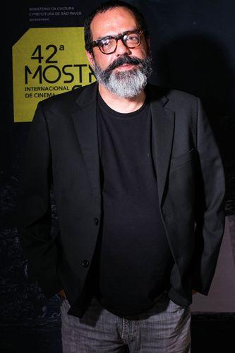 42ª Mostra Internacional de Cinema/São Paulo Int`l Film Festival - Guilherme Fiuza Zenha, produtor do filme O Samba é Meu Dom