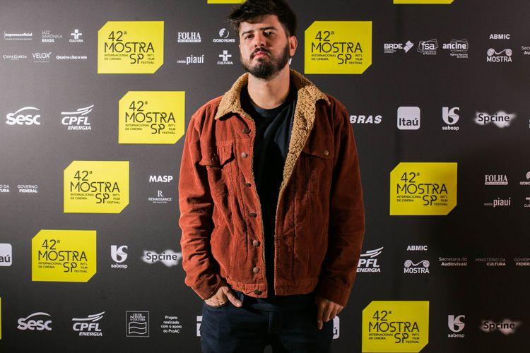 42ª Mostra Internacional de Cinema/São Paulo Int`l Film Festival - Lucas Camargo de Barros, diretor do filme O Pequeno Mal