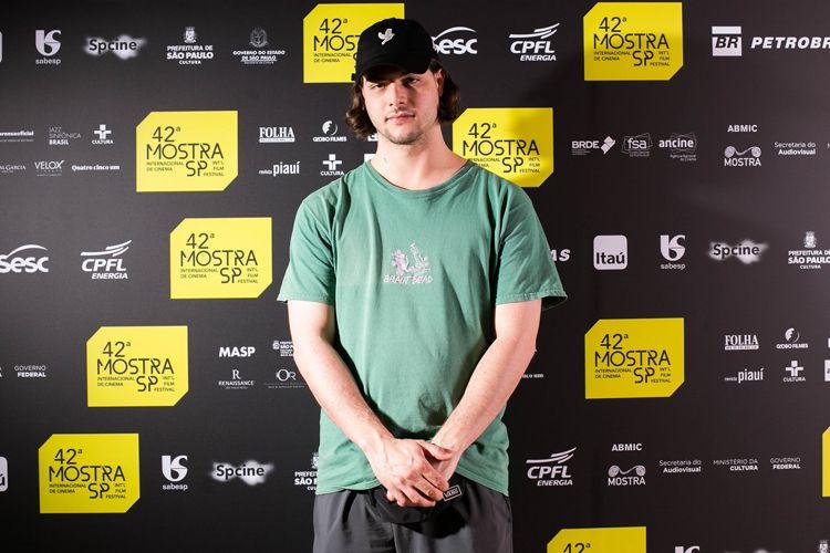 42ª Mostra Internacional de Cinema/São Paulo Int`l Film Festival - Nicolas Thomé Zetune, diretor do filme O Pequeno Mal