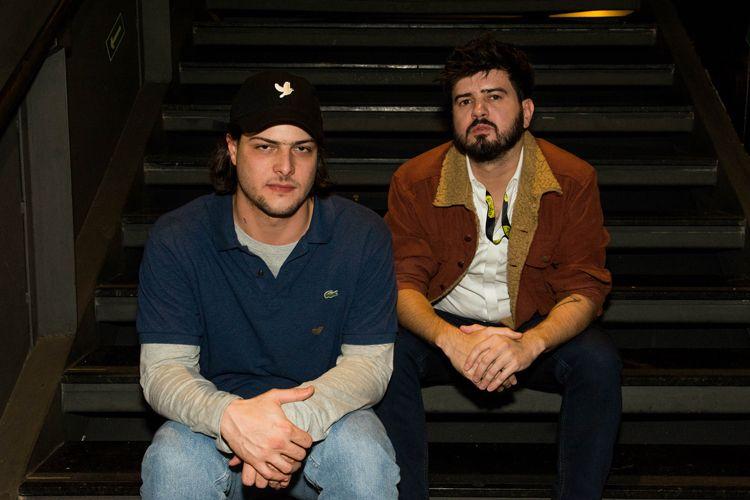 42ª Mostra Internacional de Cinema/São Paulo Int`l Film Festival - Lucas Camargo de Barros e Nicolas Thomé Zetune, diretores do filme O Pequeno Mal
