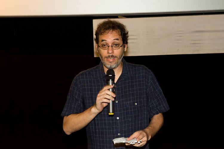 Espaço Itaú de Cinema Frei Caneca 3/ 42ª Mostra Internacional de Cinema/São Paulo Int`l Film Festival - Apresentação do filme Simonal com o diretor Leonardo Domingues