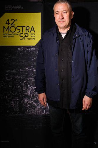 42ª Mostra Internacional de Cinema/São Paulo Int`l Film Festival - Jean Michel Roux, diretor do filme O Anjo do Norte