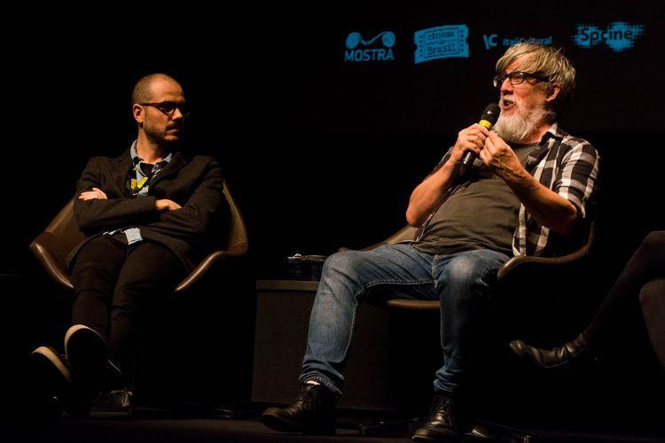 Itaú Cultural/ 42ª Mostra Internacional de Cinema/São Paulo Int`l Film Festival/ II Fórum Mostra - Mesa 1 - Fim das Fronteiras: mescla entre linguagens e formatos - Murilo Hauser (diretor)