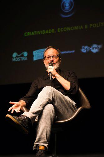 Itaú Cultural/ 42ª Mostra Internacional de Cinema/São Paulo Int`l Film Festival/ II Fórum Mostra - Mesa 3 - Dráuzio Varella: da vida à palavra, da palavra à imagem - Jose Eduardo Belmonte (diretor)