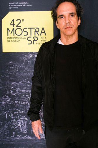 42ª Mostra Internacional de Cinema/São Paulo Int`l Film Festival - Erik de Castro, diretor do filme Cano Serrado