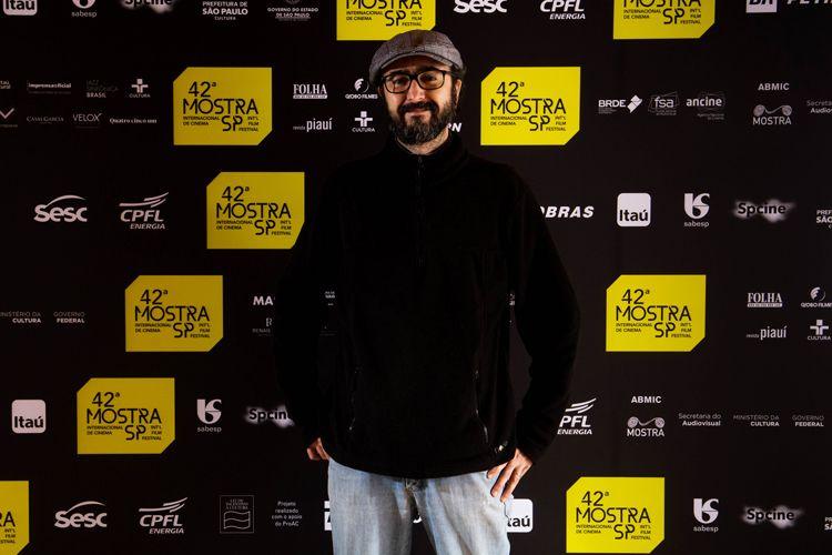42ª Mostra Internacional de Cinema/São Paulo Int`l Film Festival - Rogério Zagallo, produtor executivo do filme Meio Irmão