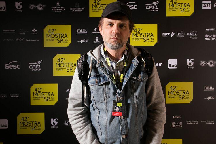 42ª Mostra Internacional de Cinema/São Paulo Int`l Film Festival - Hans Weingartner, diretor do filme 303
