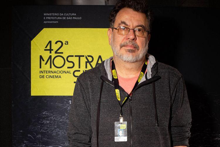 42ª Mostra Internacional de Cinema/São Paulo Int`l Film Festival - Jorge Furtado, diretor do filme Rasga Coração