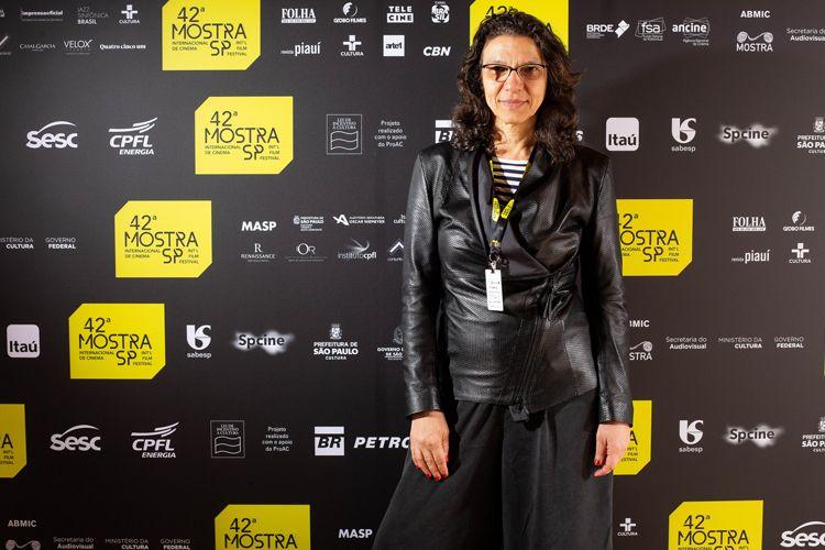 42ª Mostra Internacional de Cinema/São Paulo Int`l Film Festival - Nora Goulart, produtora do Filme Rasga Coração