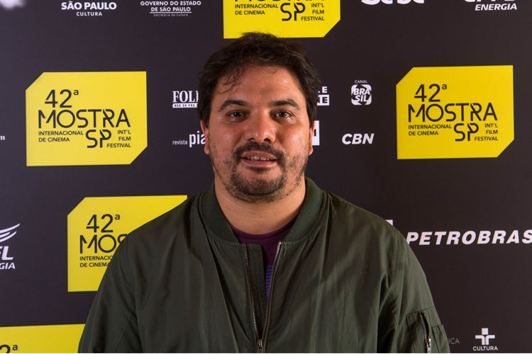 42ª Mostra Internacional de Cinema/São Paulo Int`l Film Festival - Renato Martins, diretor do filme Relatos do Front