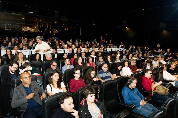 CineSesc/ 42ª Mostra Internacional de Cinema/São Paulo Int`l Film Festival - Apresentação especial do filme Feliz Ano Velho-