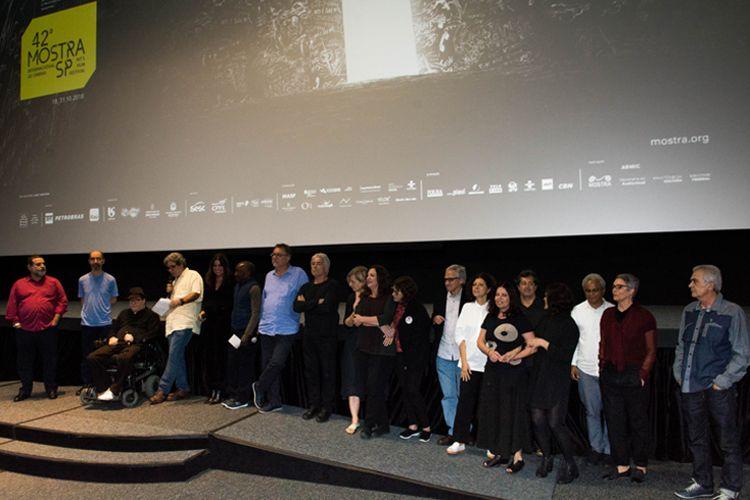 CineSesc/ 42ª Mostra Internacional de Cinema/São Paulo Int`l Film Festival - Apresentação especial do filme Feliz Ano Velho com o diretor Roberto Gervitz, elenco e equipe