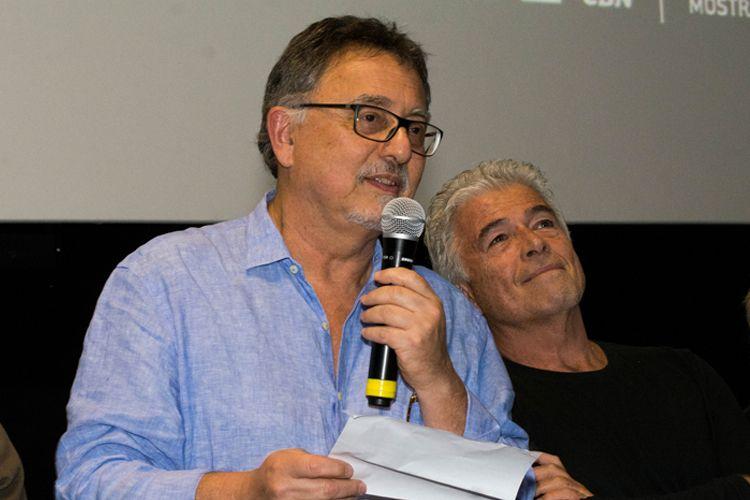 CineSesc/ 42ª Mostra Internacional de Cinema/São Paulo Int`l Film Festival - Apresentação especial do filme Feliz Ano Velho - Claudio Kahns