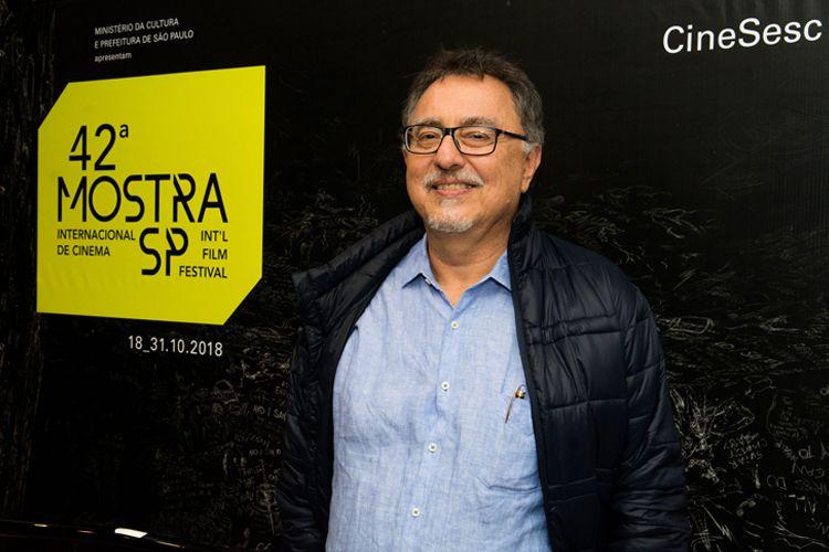 42ª Mostra Internacional de Cinema/São Paulo Int`l Film Festival - Claudio Kahns, produtor do filme Feliz Ano Velho