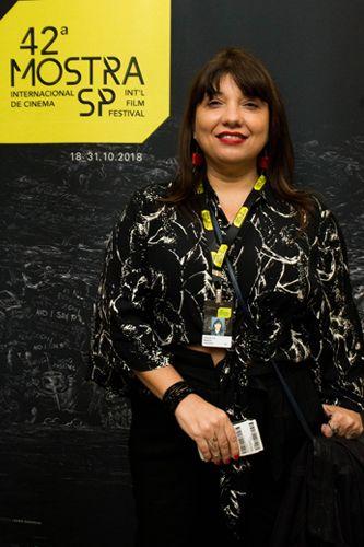 42ª Mostra Internacional de Cinema/São Paulo Int`l Film Festival -  Susanna Lira, diretora do filme Torre das Donzelas
