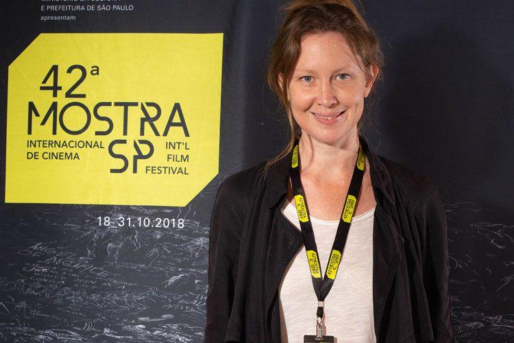 42ª Mostra Internacional de Cinema/São Paulo Int`l Film Festival - Aline Chuckwuedo, diretora do filme Ella e Nell