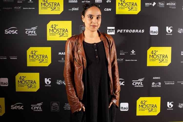 42ª Mostra Internacional de Cinema/São Paulo Int`l Film Festival -Marina Meliande, diretora do filme Mormaço