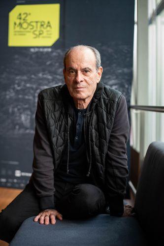 42ª Mostra Internacional de Cinema/São Paulo Int`l Film Festival -  Ney Matogrosso, ator do filme Caminhos Magnétykos