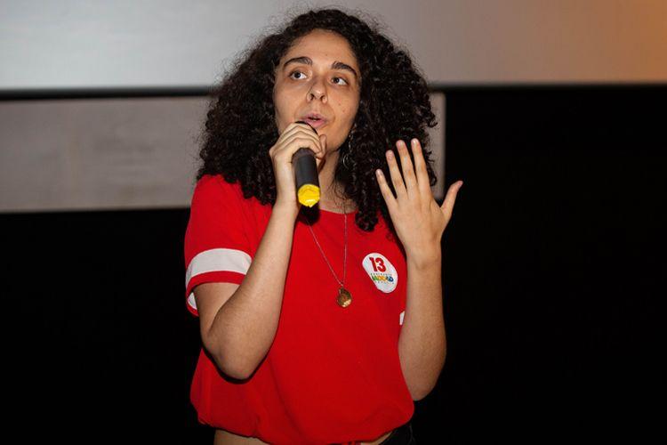 Espaço Itaú de Cinema Frei Caneca 3/ 42ª Mostra Internacional de Cinema/São Paulo Int`l Film Festival -  Apresentação do filme Fabiana com a diretora Bruna Laboissière