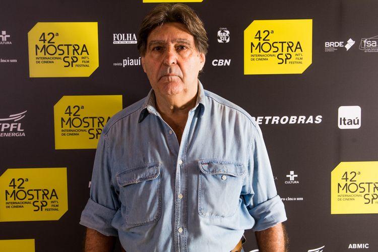 42ª Mostra Internacional de Cinema/São Paulo Int`l Film Festival - Mário César Cabral, pesquisador e roteirista
