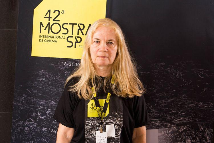 42ª Mostra Internacional de Cinema/São Paulo Int`l Film Festival - Patrícia Civelli, produtora