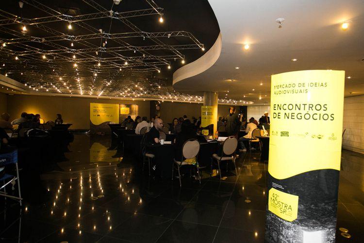 Hotel Renaissance/ 42ª Mostra Internacional de Cinema/São Paulo Int`l Film Festival - Mercado de Ideias/Encontro de Negócios