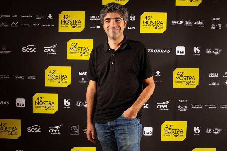 42ª Mostra Internacional de Cinema/São Paulo Int`l Film Festival -  Rodrigo Areias, produtor do filme Caminhos Magnétykos