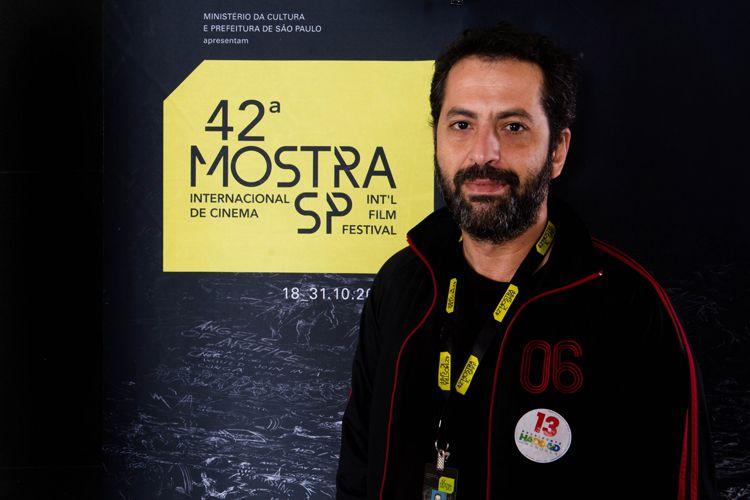 42ª Mostra Internacional de Cinema/São Paulo Int`l Film Festival - António Ferreira, diretor do filme Pedro e Inês: O Amor Não Descansa