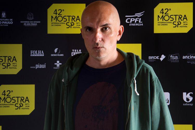 42ª Mostra Internacional de Cinema/São Paulo Int`l Film Festival - Piotr Subbotko, diretor do filme Um Buraco na Cabeça