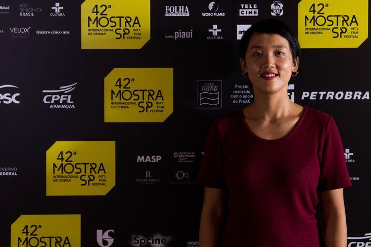 42ª Mostra Internacional de Cinema/São Paulo Int`l Film Festival - Xiaofei Xu, do filme O Caminho Não Tomado