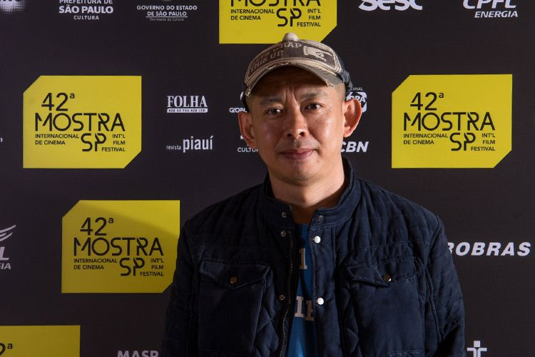 42ª Mostra Internacional de Cinema/São Paulo Int`l Film Festival - Xiaojun Yue, roteirista do filme O Caminho Não Tomado
