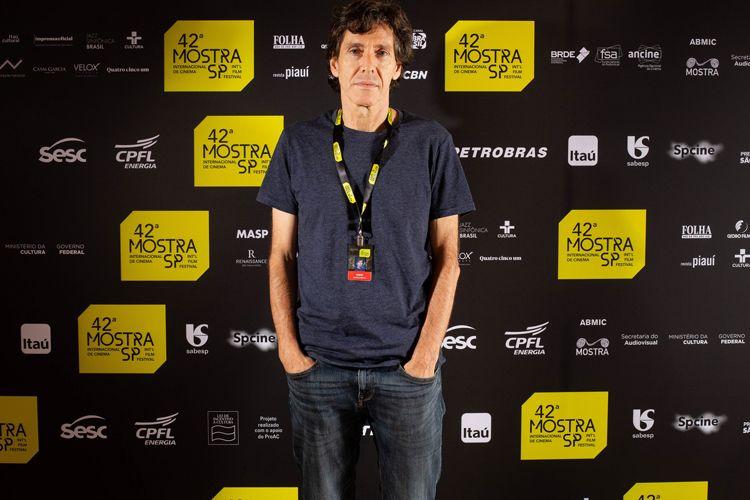 42ª Mostra Internacional de Cinema/São Paulo Int`l Film Festival - Américo Santos, distribuidor