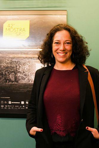 42ª Mostra Internacional de Cinema/São Paulo Int`l Film Festival - Clara Linhart, diretora do filme Domingo