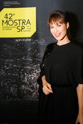 42ª Mostra Internacional de Cinema/São Paulo Int`l Film Festival - Mariana Ximenes, atriz do filme O Grande Circo Místico