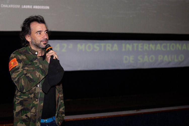 Cinearte Petrobrás 1/ 42ª Mostra Internacional de Cinema/São Paulo Int`l Film Festival - Apresentação do filme La Quietud com o diretor Pablo Trapero
