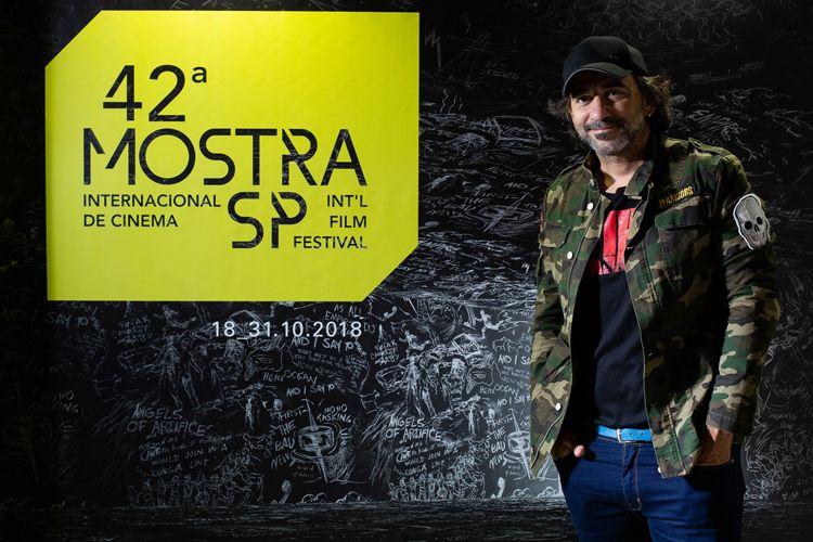 42ª Mostra Internacional de Cinema/São Paulo Int`l Film Festival - Pablo Trapero, diretor do filme La Quietud